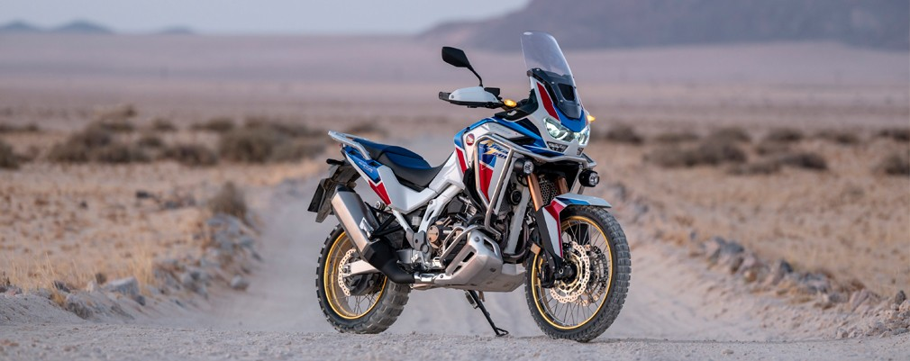 New CRF1100l AfricaTwin Adventure Sports